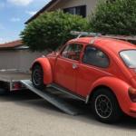 Autoanhänger Schongau Peiting Hohenfurch