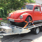 Fahrzeugtransportanhänger mieten in Schongau